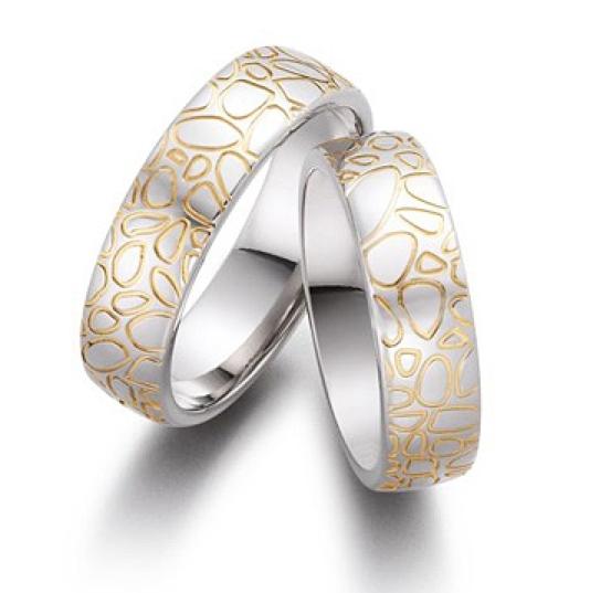 Zásnubní a snubní prsteny Řehák Karnas