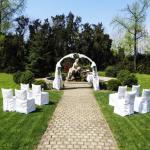 hotel hraniční zámeček svatební hostina