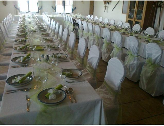 Svatební hostina Bukovanský Mlýn