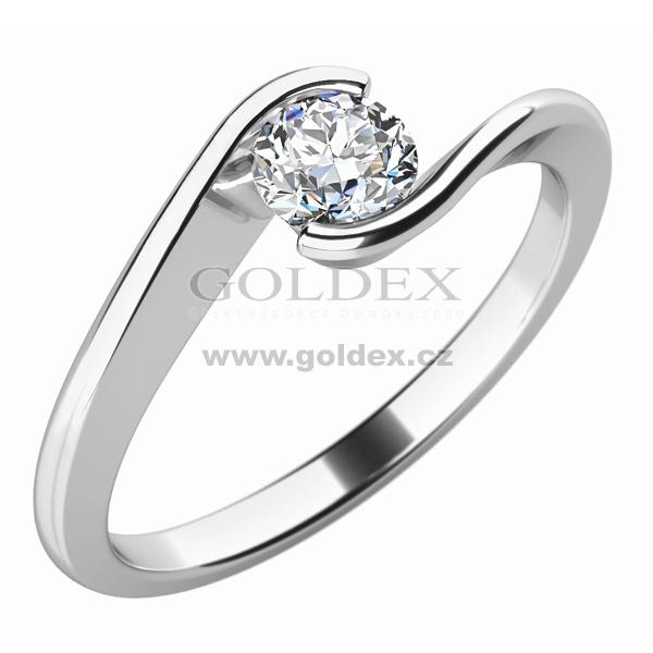 Zásnubní a snubní prsteny Goldex
