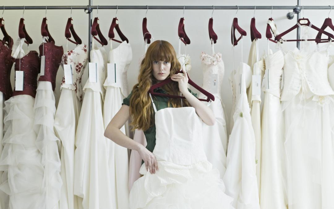 Svatební šaty pro váš typ postavy