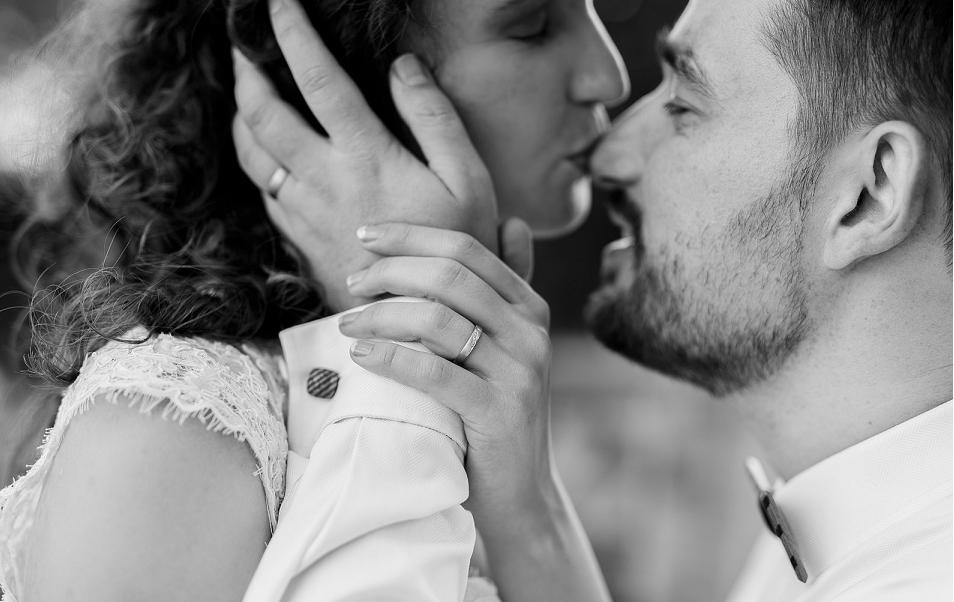 Svatební fotografie BíláČerná