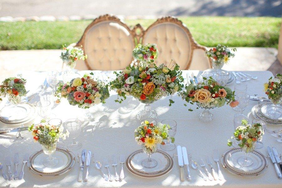 Nápady pro jarní svatbu