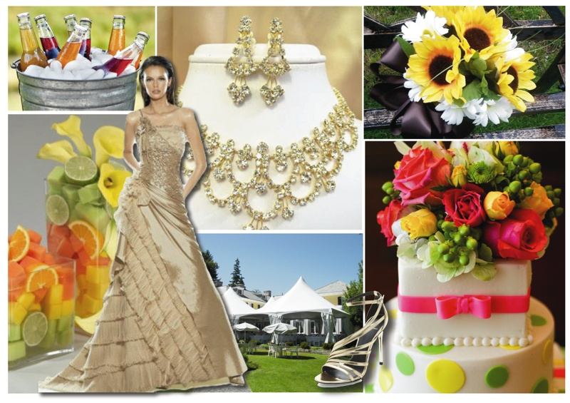 Svatby podle období: letní svatba