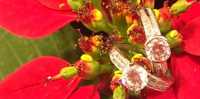 Snubní prsteny ze stříbra