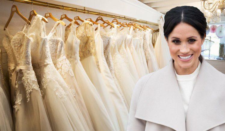 Celý svět se ptá: Co si Meghan obleče ve svůj svatební den?