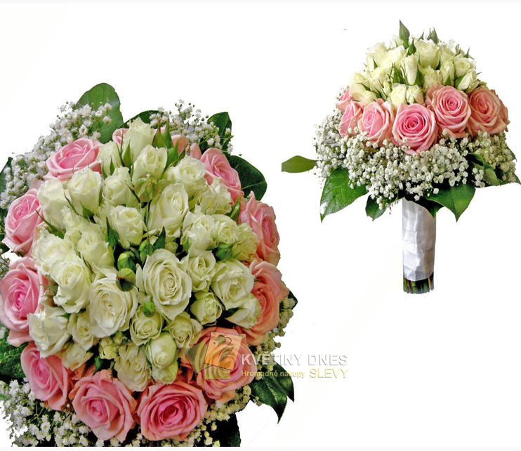 Svatební kytice on-line