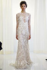 Svatební šaty jaro 2016