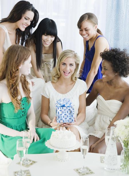 Wedding shower – pojem u nás téměř neznámý