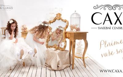 Svatební a společenské centrum CAXA Olomouc