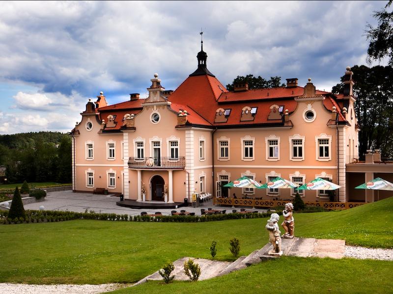 Svatba na zámku Berchtold