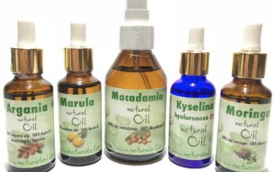 Natural Oil – pouze přírodní kosmetika