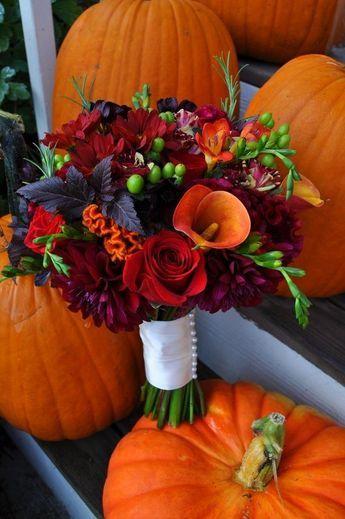 Podzimní svatbení