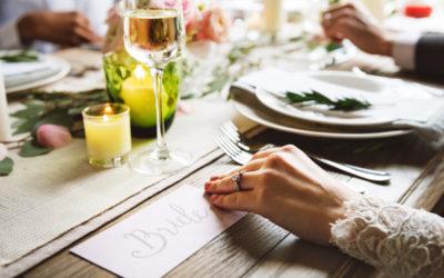 Kolik alkoholu se vypije na svatební hostině?