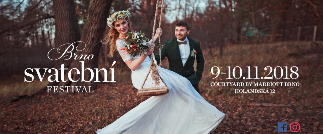 Svatební festival Brno 9.-10.11.18